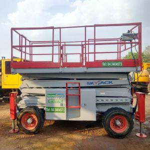 Access Rental Gulf | | Used Machines In India | Skyjack