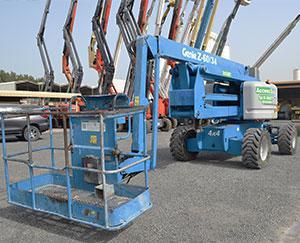 Genie Z60/34 YR 2006